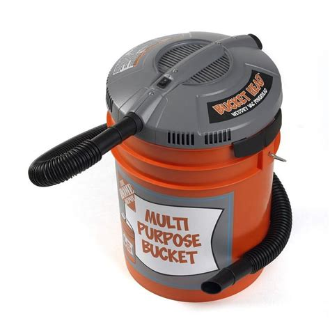 review home depot homedepot buckethead vac by