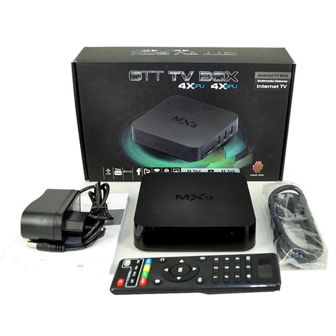 android media box android mediabox mxq kodi met ri8 keyboard