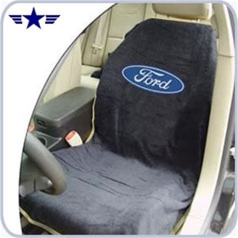 2010 mustang seat covers 2010 2014 mustang black seat cover with ford logo
