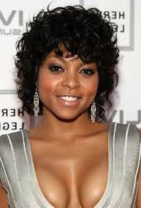 hairsylers black for 28y of age afro american curly haircut taraji p henson s black
