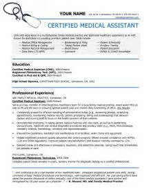 Sample Resume Objectives For Medical Field by Examples Of Resumes Sample Resume For Nursing