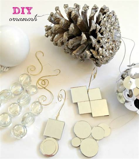 how to make your own christmas decorations out of a4 paper diy ornament ideas easy ideas to create your own check this out your craft