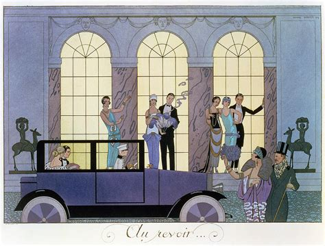 a unique place in art deco sobe private vrbo farewell painting by georges barbier