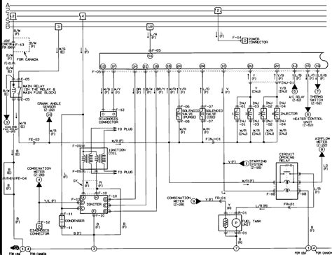 miata drawing mazda mx 5 1990 wiring diagram wiring diagram