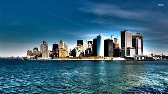 new york wallpaper new york city skyline wallpaper