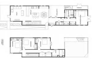 Modern Shotgun House Plans by Gallery For Gt Modern Shotgun House Floor Plans