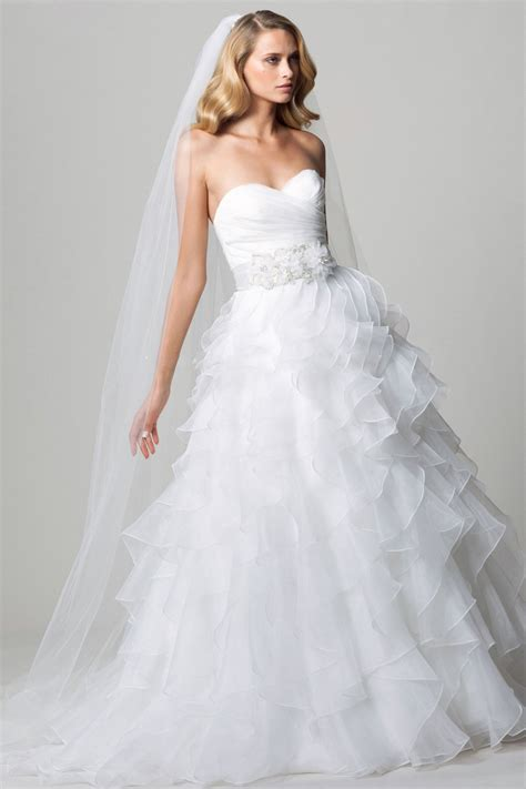 And White Wedding Dress by White Wedding Dresses Dresscab