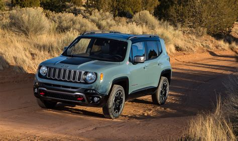 Jeep Renegade Ground Clearance 2015 Jeep Renegade 95 Octane