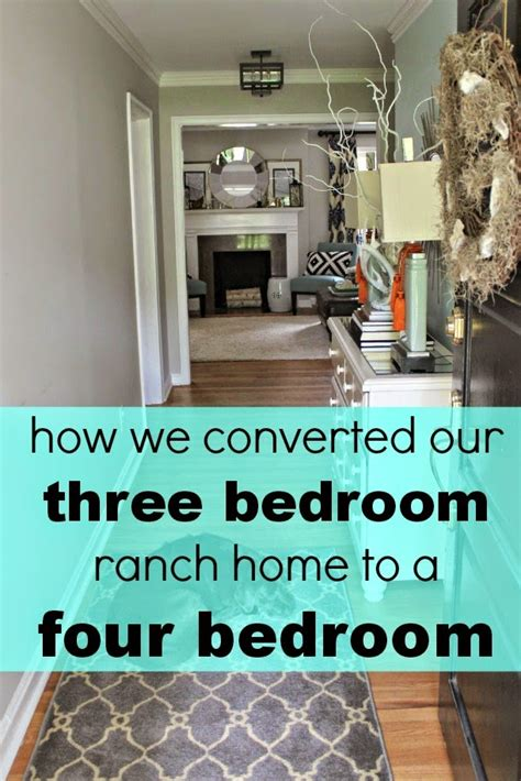 how much to move a 3 bedroom house how we gained a bedroom no moving boxes involved