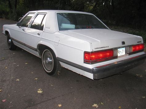 service manual auto body repair training 1991 mercury grand marquis parking system service