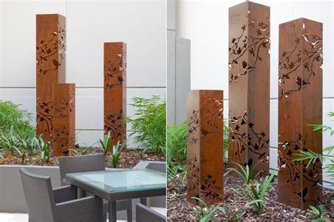 Stocking Stuffers For Her by Backyard Garden Sculptures Metal Art Contemporary