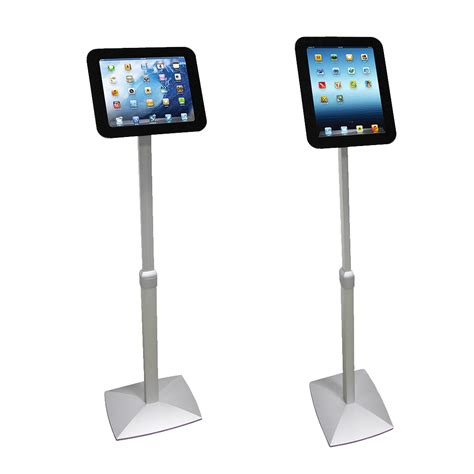 ipad easel ipad stands tablet stands adfab exhibits toronto canada