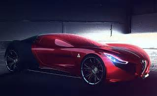alfa romeo c18 supercar concept suits iron s car