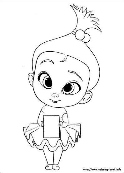 imagenes groseras para el jefe dibujos para colorear de jefe en pa 241 ales the boss baby