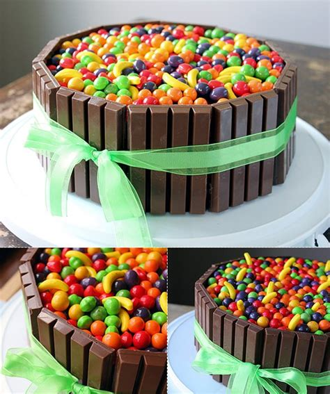 50 amazing and easy kids cakes candy cake