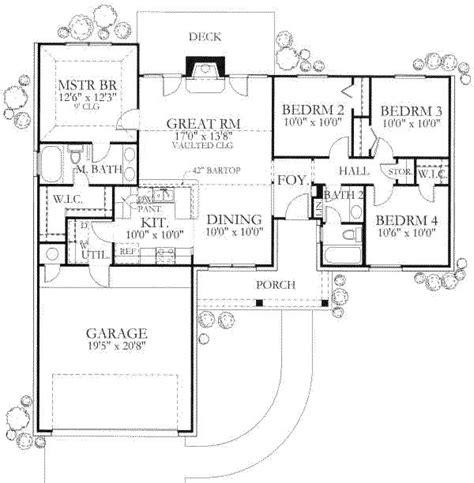side entry garage house plans main floor house plans pinterest