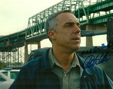 titus welliver the town titus welliver quot the town quot autographed pic titus welliver