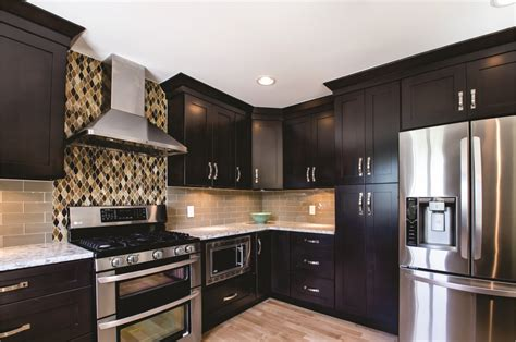 high pressure laminate kitchen cabinets the house