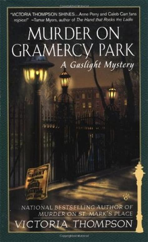 murder on shores a mystery mystery series books murder on gramercy park gaslight mystery 3 by