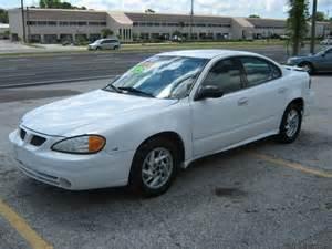 2003 Pontiac Grand Am Value 2003 Pontiac Grand Am Se For Sale In Tarpon Springs Fl