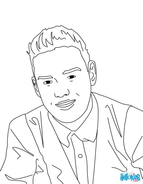 coloring pages free one direction liam payne coloring pages hellokids