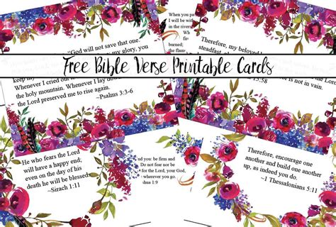pretty scripture memory card templates free printable bible verse cards for when you need