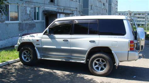 Mitsubishi Pajero 1998 Bing Images