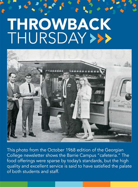 throwback thursday s day gift submit your vintage tbt for a chance to win a tim hortons gift card georgian college