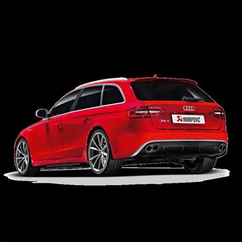 audi rs4 exhaust audi rs4 b8 akrapovic exhaust system