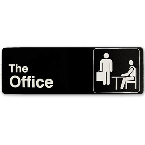 the office sign 35 gifts for the office fans