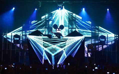 design shows deadmau5 teases summer festival stage setup edm chicago