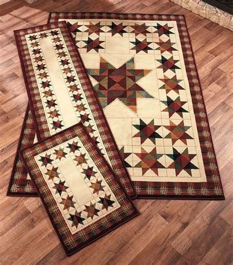 Rustic Kitchen Rugs Primitive Kitchen Decor Shop Collectibles Daily