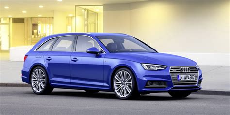 Audi A4 Avant B9 by Audi A4 A4 Avant B9 Asphalte Ch