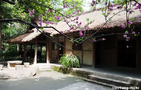Du Fu Thatched Cottage by Thatched Cottage Of Du Fu Du Fu Thatched Cottage Du Fu