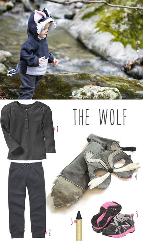 wolf   red riding hood click   diy