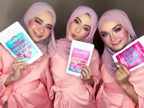 Scrub District scrub district viral cantik belaka