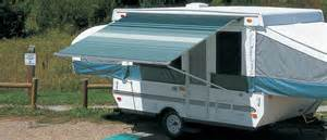 replacement awnings for travel trailers folding cing trailer carefree of colorado
