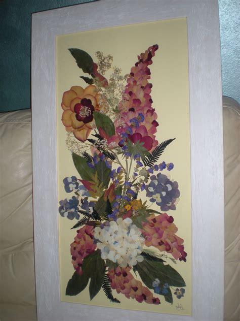 quadri di fiori secchi quadro fiori pressati fiori pressati e fiori secchi