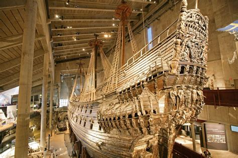vasa stoccolma museo vasa turismo stoccolma viamichelin