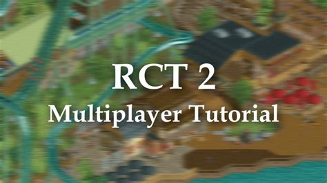 construct 2 multiplayer tutorial nl openrct 2 multiplayer tutorial youtube