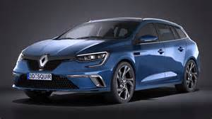 Renault Megane Estate Renault Megane Estate 2017 Squir