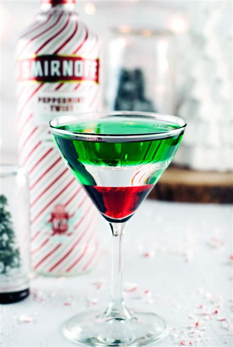 martini peppermint chocolate covered cherry peppermint martini