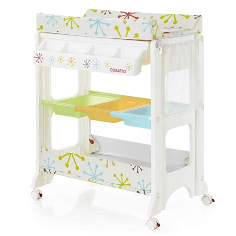 Baby Changing Station With Style by Cosatto Easi Peasi Changing Station Return Of The Zutons
