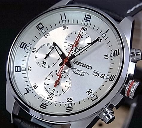 Seiko Velatura Silver Combi Black Brown Leather 1 bright rakuten global market seiko alarm chronograph solar combination metal belt