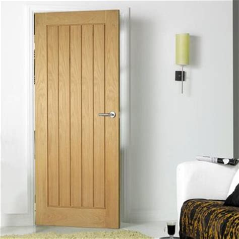 Modern Door Knockers mexicano oak door with vertical lining is pre finished