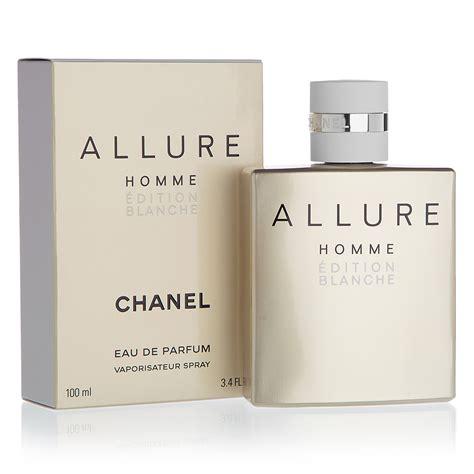 Parfum Chanel Sport chanel homme edition blanche eau de parfum 100ml