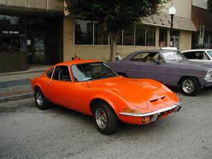 1968 Opel Gt 1968 Opel Gt Photos Informations Articles Bestcarmag