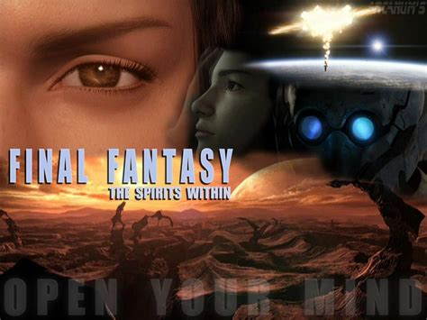 film final fantasy list final fantasy movie