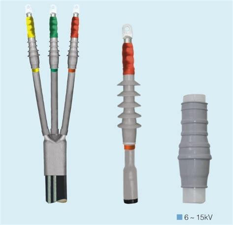 electrical cable termination china power cable cold shrinkable termination kits china