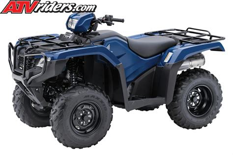 2014 honda foreman 500 4x4 es features